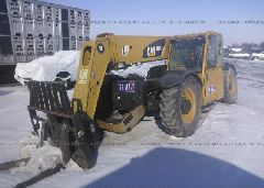 2008 CATERPILLAR TL943 - TBL01126 Right View