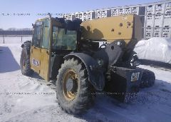 2008 CATERPILLAR TL943 - TBL01126 [Angle] View