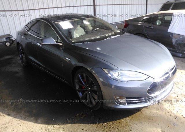 Inventory #168678496 2014 Tesla MODEL S