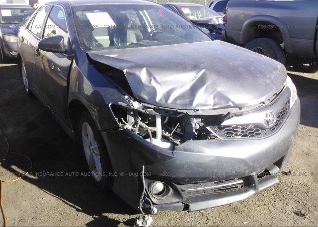 Inventory #739949662 2014 Toyota CAMRY