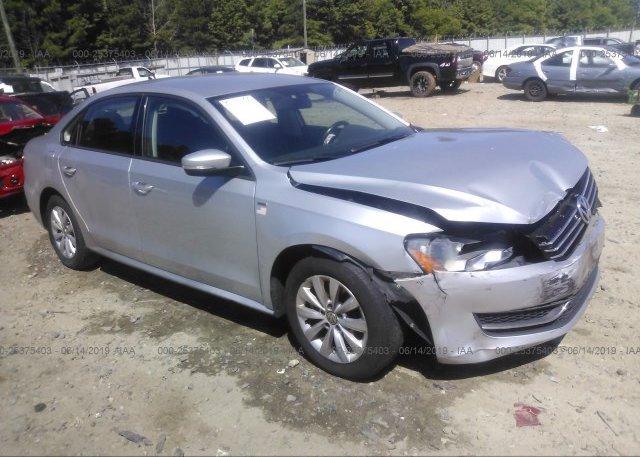 Inventory #620050209 2015 Volkswagen PASSAT