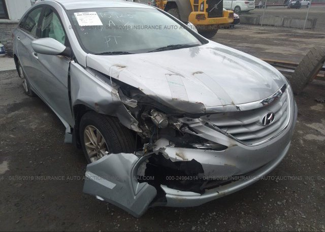 Inventory #139012813 2013 Hyundai SONATA