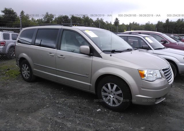 Inventory #885759072 2009 Chrysler TOWN & COUNTRY