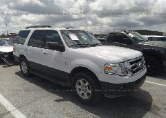 2013 FORD EXPEDITION - 1FMJU1F51DEF30791 Left View