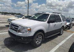 2013 FORD EXPEDITION - 1FMJU1F51DEF30791 Right View