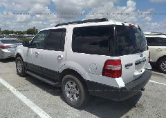 2013 FORD EXPEDITION - 1FMJU1F51DEF30791 [Angle] View