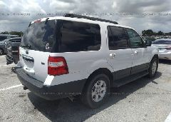 2013 FORD EXPEDITION - 1FMJU1F51DEF30791 rear view