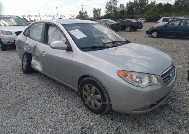 Inventory #921783078 2009 Hyundai ELANTRA
