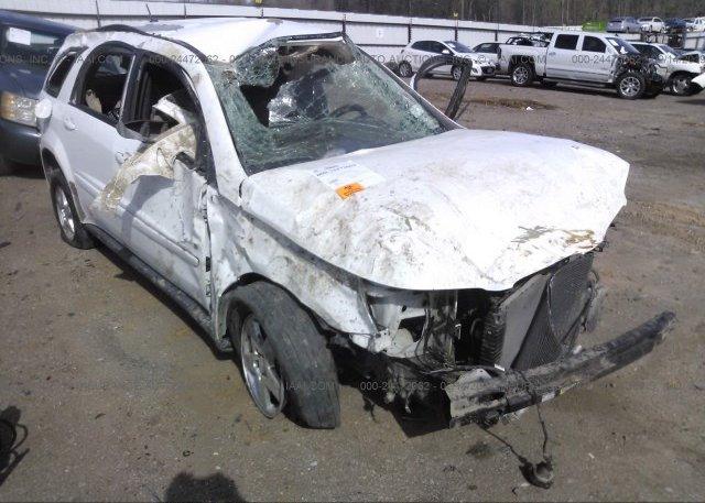 Inventory #697191059 2007 Pontiac TORRENT
