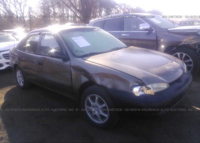 Inventory #105263505 2000 Chevrolet GEO PRIZM