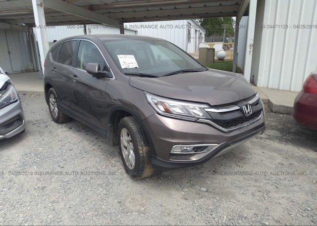 Inventory #671682889 2016 Honda CR-V