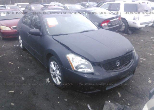 Inventory #498072355 2007 Nissan MAXIMA