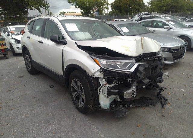Inventory #970599843 2017 Honda CR-V