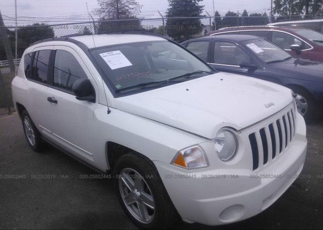 Inventory #600881070 2008 JEEP Compass