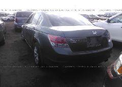 2008 Honda ACCORD - 1HGCP36788A063952 [Angle] View