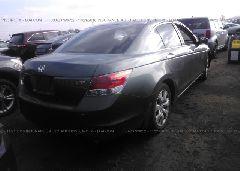 2008 Honda ACCORD - 1HGCP36788A063952 rear view