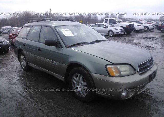 Inventory #438933783 2004 Subaru LEGACY