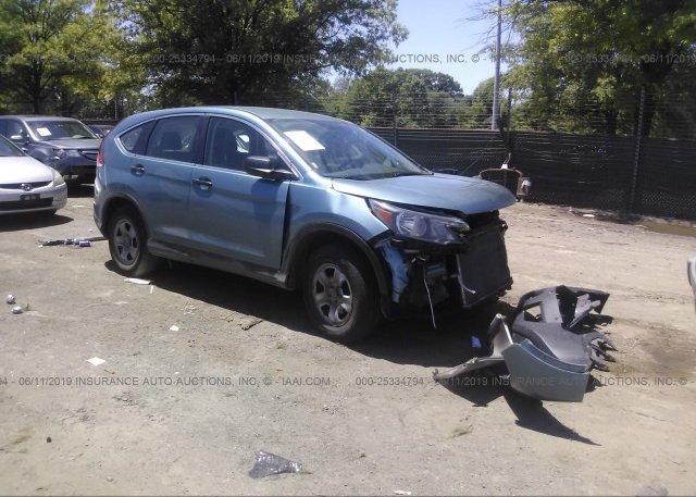 Inventory #189924891 2013 Honda CR-V