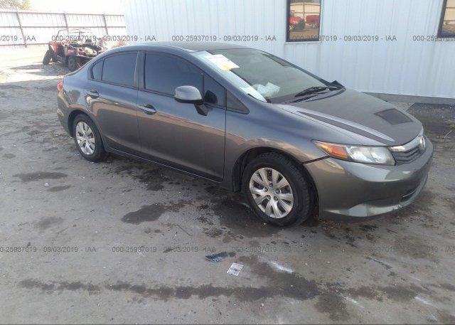 Inventory #483249265 2012 Honda CIVIC