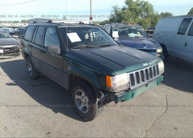 Inventory #870227494 1996 JEEP GRAND CHEROKEE