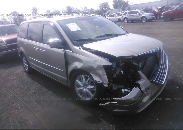 Inventory #147843461 2008 Chrysler TOWN & COUNTRY