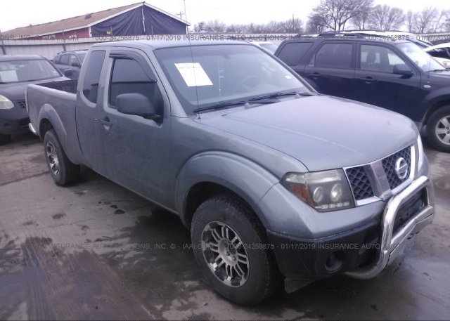 Inventory #419301788 2005 Nissan FRONTIER