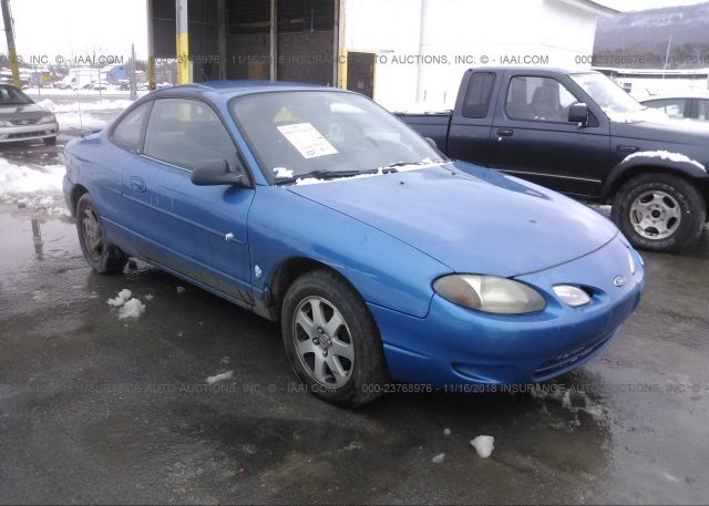 Inventory #441907069 2002 FORD ESCORT