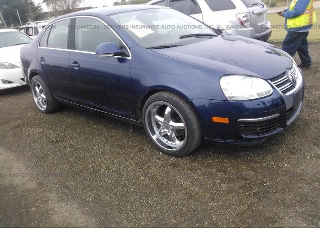Inventory #688838155 2007 Volkswagen JETTA