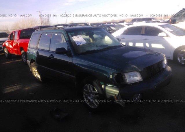 Inventory #537633879 2001 Subaru FORESTER
