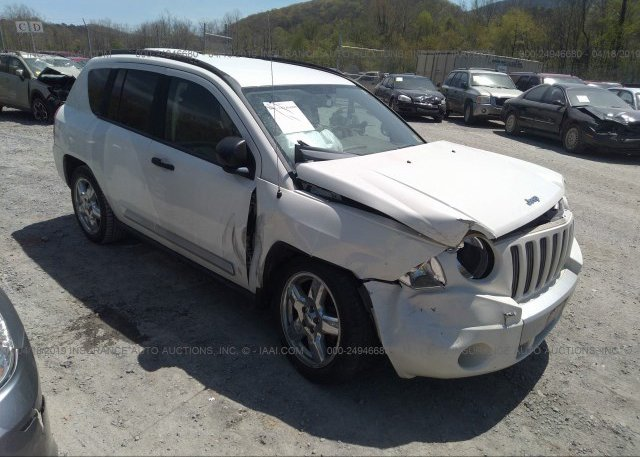 Inventory #907239624 2007 JEEP COMPASS