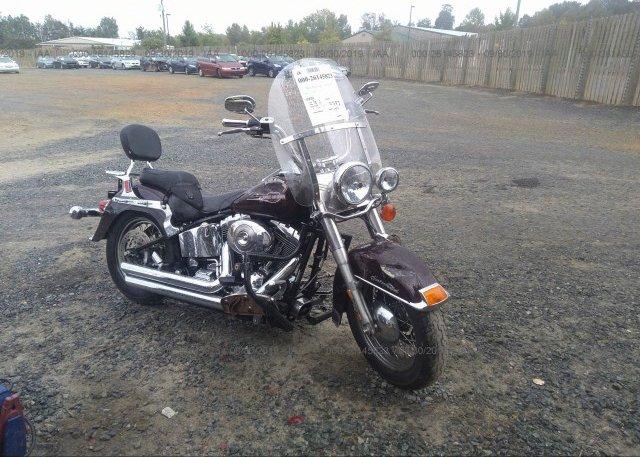 Inventory #917988338 2006 Harley-davidson FLSTCI