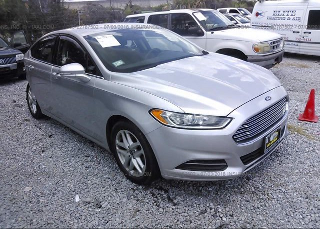 Inventory #240367341 2014 FORD FUSION