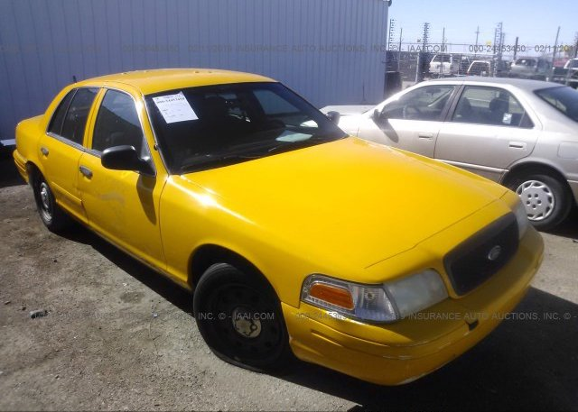 Inventory #876334073 2009 FORD CROWN VICTORIA