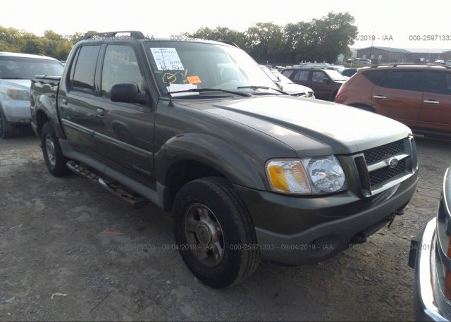 Inventory #743595079 2002 FORD EXPLORER SPORT TR