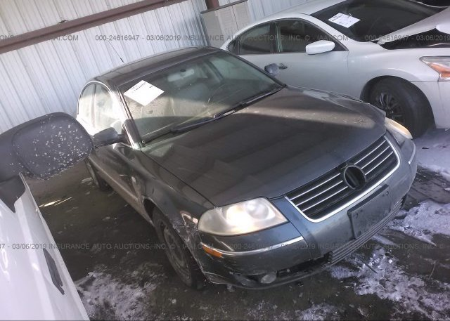 Inventory #475927899 2004 Volkswagen PASSAT