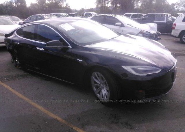Inventory #210294608 2017 Tesla MODEL S