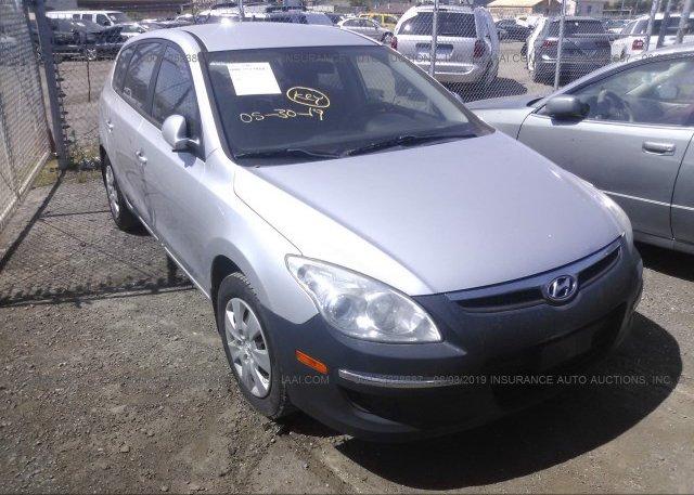 Inventory #912297158 2012 Hyundai ELANTRA TOURING