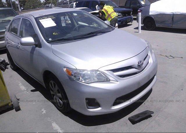 Inventory #287378827 2012 Toyota COROLLA