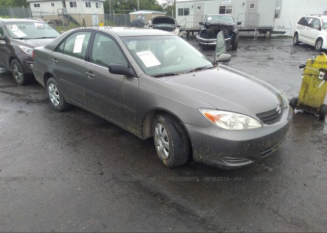 Inventory #566586263 2002 Toyota CAMRY