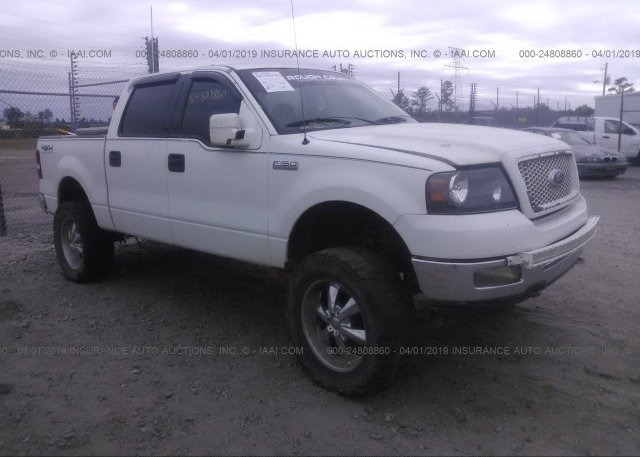 Inventory #464701030 2004 FORD F150