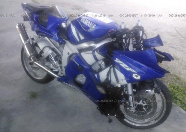Inventory #655020695 2001 Yamaha YZFR6