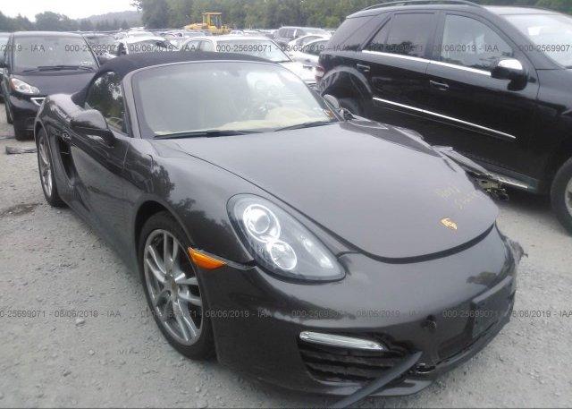 Inventory #364660945 2015 Porsche BOXSTER