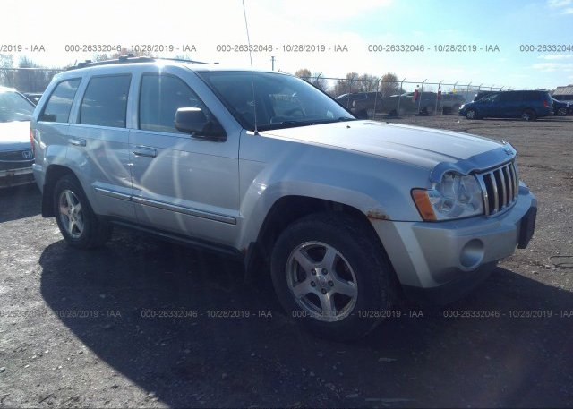 Inventory #150723824 2005 JEEP GRAND CHEROKEE