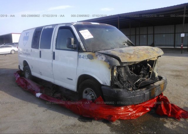 Inventory #861138523 2006 Chevrolet EXPRESS G2500