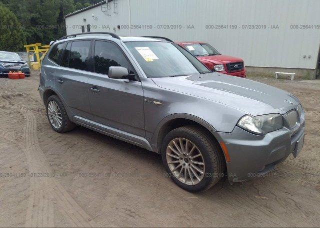 Inventory #781431236 2007 BMW X3