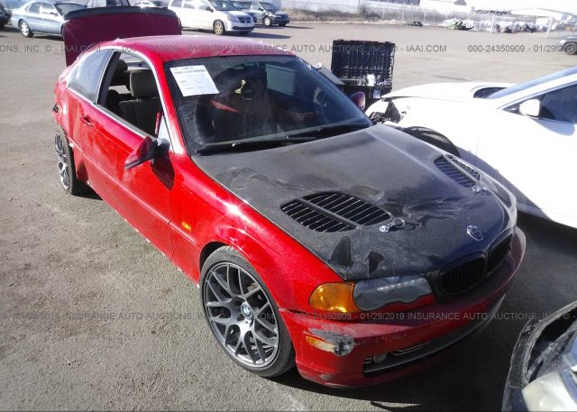 Inventory #234733816 2001 BMW 330