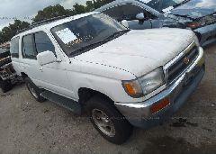 1998 Toyota 4RUNNER - JT3GN86R7W0070418 Left View