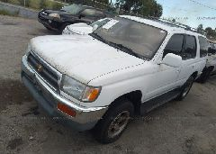 1998 Toyota 4RUNNER - JT3GN86R7W0070418 Right View