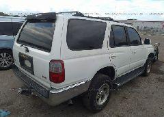 1998 Toyota 4RUNNER - JT3GN86R7W0070418 rear view