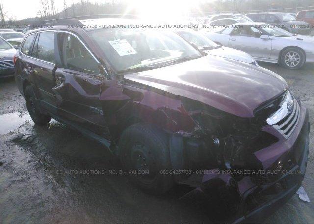 Inventory #392866417 2011 Subaru OUTBACK